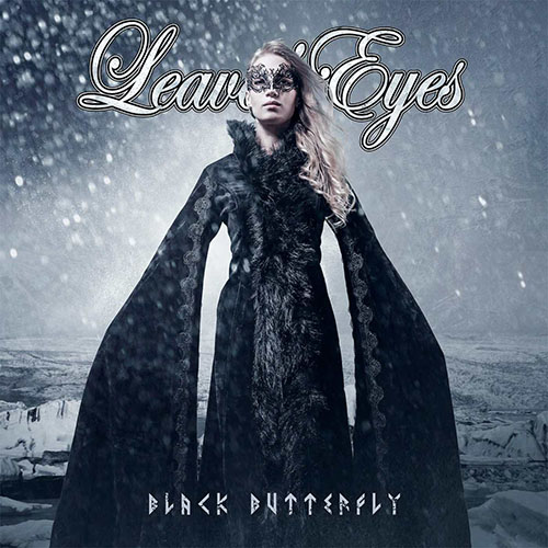Leaves' Eyes – Black Butterfly (EP)