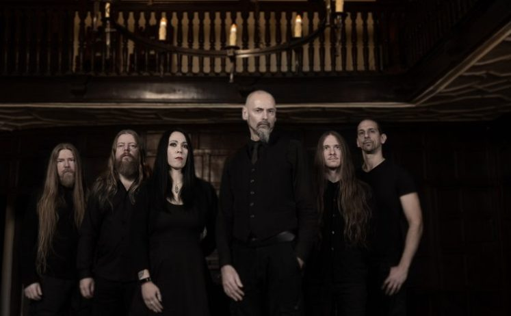 MY DYING BRIDE Lyric Video For New Song 'Tired Of Tears'.