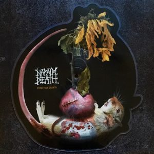 Napalm Death – Stunt Your Growth (EP)