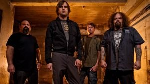 "Listen To New NAPALM DEATH Song ""Backlash Just Because""."