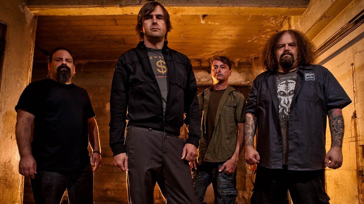 Ακούστε το νέο τραγούδι των NAPALM DEATH με τίτλο 'Logic Ravaged By Brute Force'!