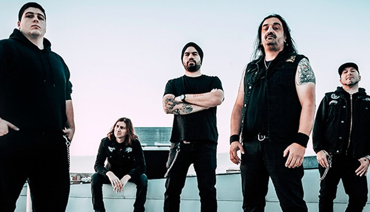 NIGHTRAGE Release 'Disconnecting The Dots' Lyric Video