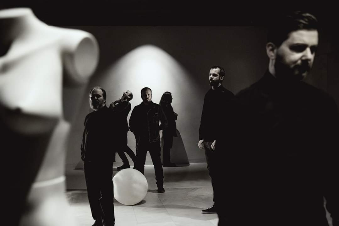 "HAIL SPIRIT NOIR – ""Crossroad"" Video Premiere Featuring Lars Nedland From BORKNAGAR/SOLEFALD."