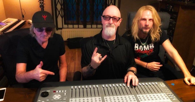 JUDAS PRIEST Is In The Studio Writing New Material!