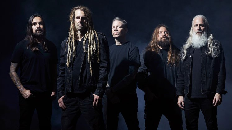 LAMB OF GOD Premiers Official Music Video For New Single 'Checkmate'!
