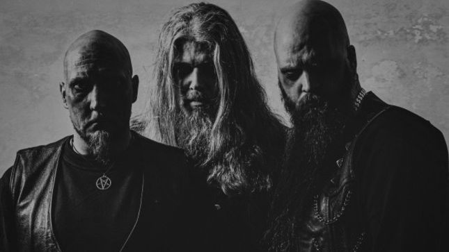 NAGLFAR Music Video For The New Song 'Vortex Of Negativity'!
