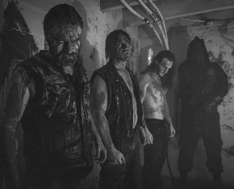 PANZERFAUST – 'Stalingrad, Massengrab' Official Live Video!