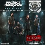 PROJECT RENEGADE – single 'The New Joker' …. νέο official music video.