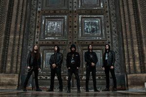 Οι Black Metallers REGARDE LES HOMMES TOMBER κυκλοφόρησαν το τραγούδι 'The Renegade Son'.