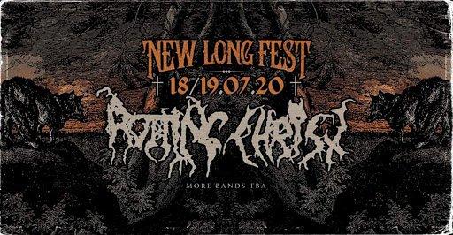 Οι ROTTING CHRIST στο «New Long Festival» 2020, στην Νέα Μάκρη Αττικής!!