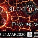 SILENT WINTER / FLOATING WORLDS, Σάββατο 21 Μαρτίου @ Cafe Santan, Βόλος.