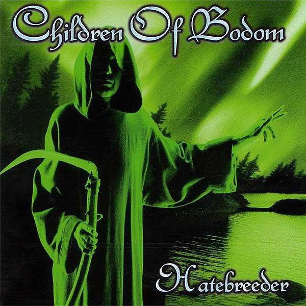 Children Of Bodom – Hatebreeder