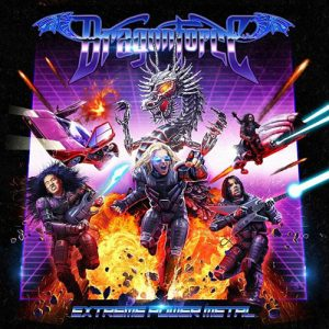 DragonForce – Extreme Power Metal