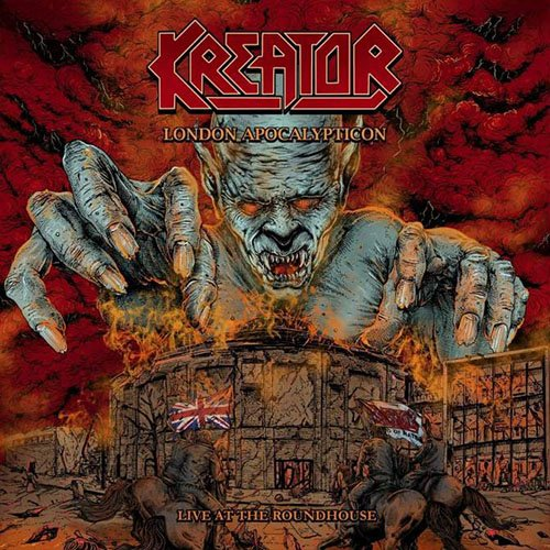Kreator – London Apocalypticon – Live At The Roundhouse (Live Album)
