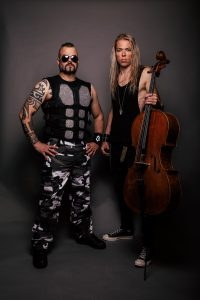 APOCALYPTICA feat. Joakim Brodén – 'Live Or Die' (Official Video).