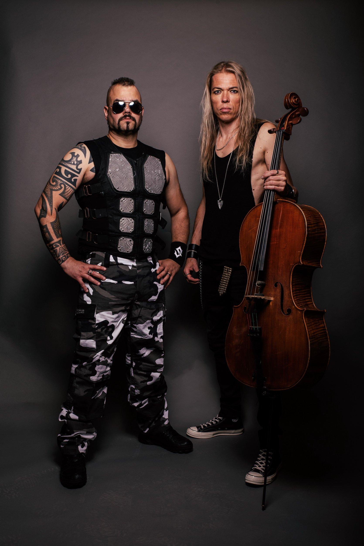 Οι APOCALYPTICA κάνουν πρεμιέρα στο νέο τους τραγούδι με τίτλο «Live Or Die» (συμμετέχει ο JoakimBrodén των SABATON).