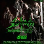 Sodom 2020 – Poster NEW DATE WR