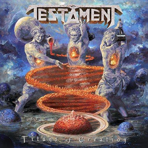 Testament – Titans Of Creation