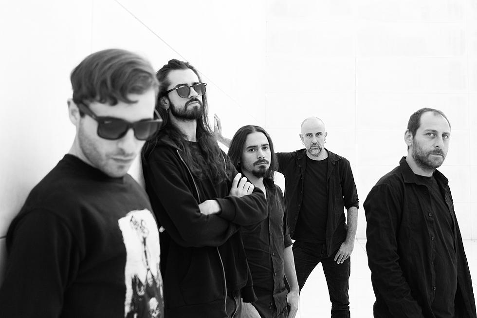 WHITE STONES Feat. OPETH Bassist MARTIN MENDEZ Release 'Rusty Shell' Lyric Video.