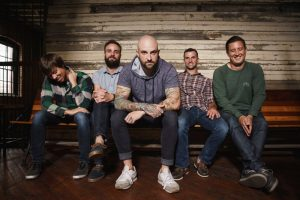 AUGUST BURNS RED Launch New Song 'Bones'.