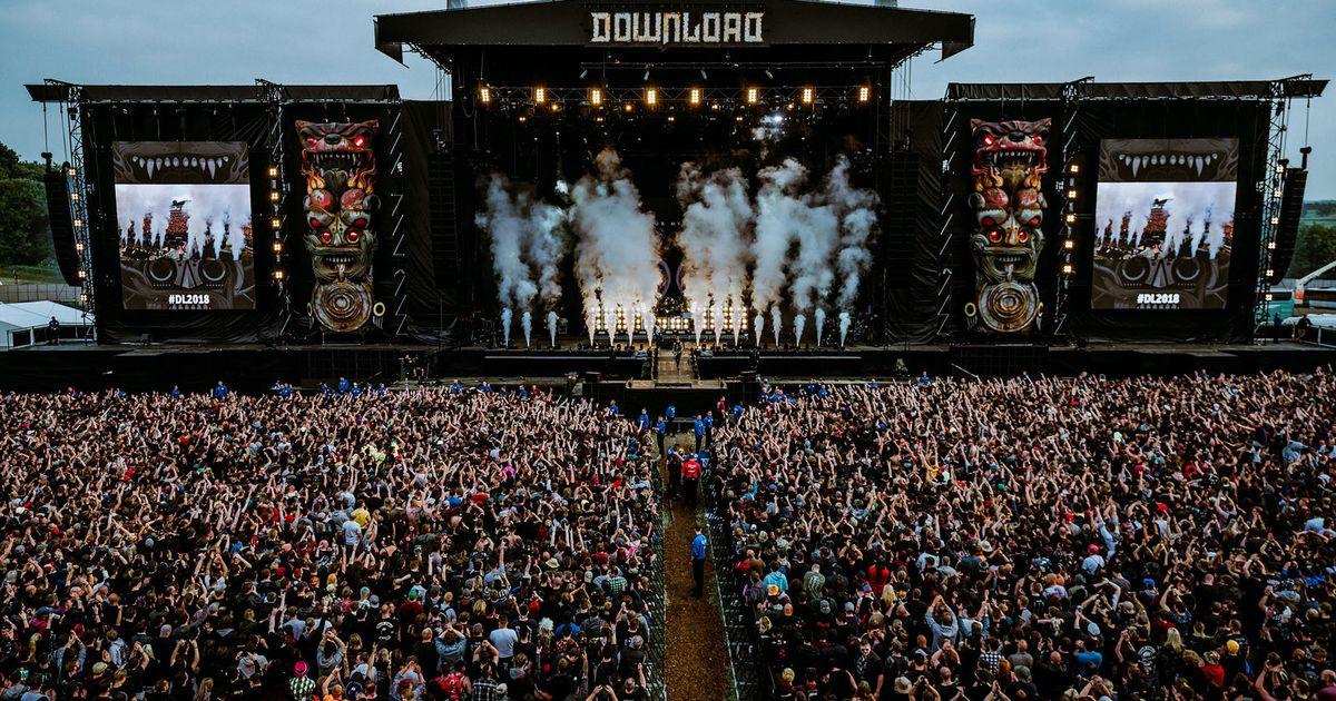Ακυρώνεται το Download Festival 2020!