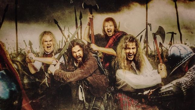 GRAVE DIGGER To Release  'Fields Of Blood' Album.
