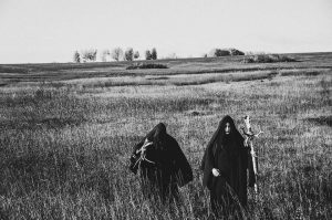 "Black Metallers GRIMA Reveal First Single Of Upcoming Album ""Rotten Garden""."