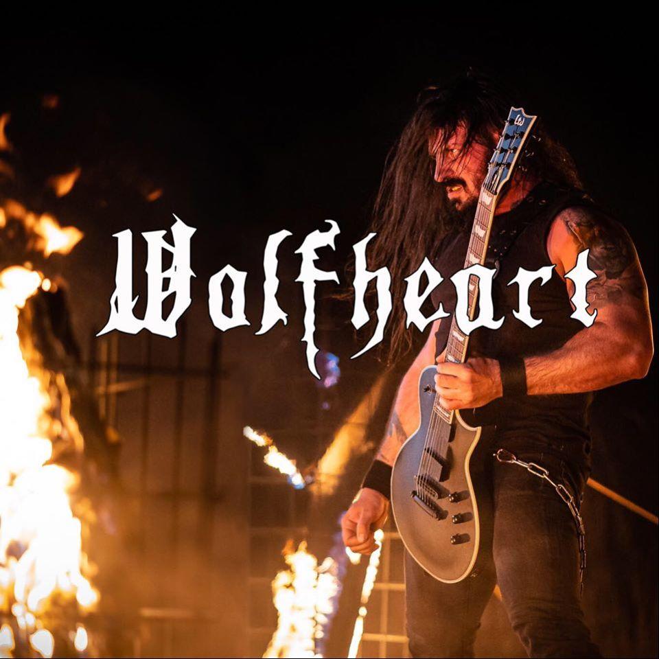 Οι WOLFHEART ανακοίνωσαν τον Βαγγέλη Καρζή ως το νέο τους κιθαρίστα!