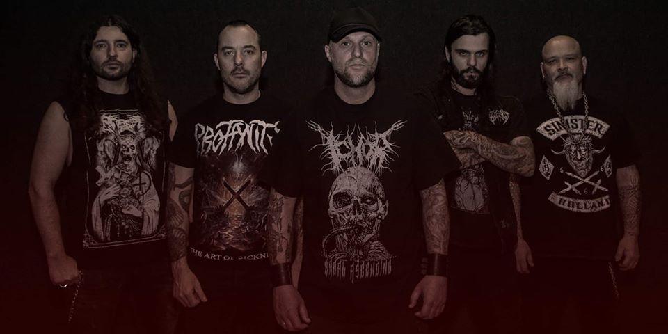 Οι Deathsters SINISTER επιστρέφουν τον Μάιο με το νέο τους άλμπουμ!