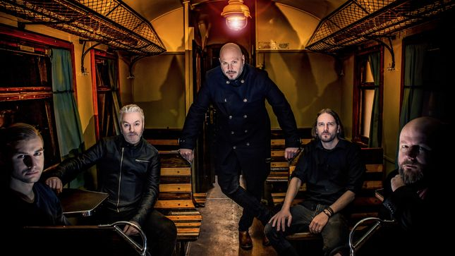SOILWORK Working On New Music.