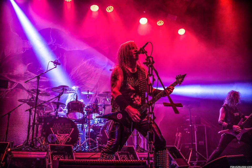 Οι VADER ανακοίνωσαν τις λεπτομέρειες του νέου τους δίσκου 'Solitude in Madness'.