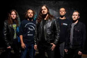 WARBRINGER To Release 'Weapons Of Tomorrow' Album In April.
