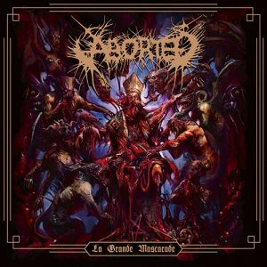 Aborted – La Grande Mascarade (EP)
