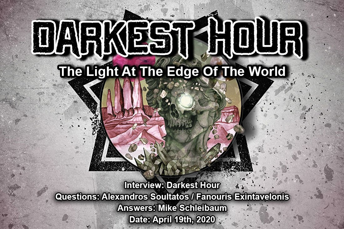 Darkest Hour – The Light Αt Τhe Edge Οf Τhe World