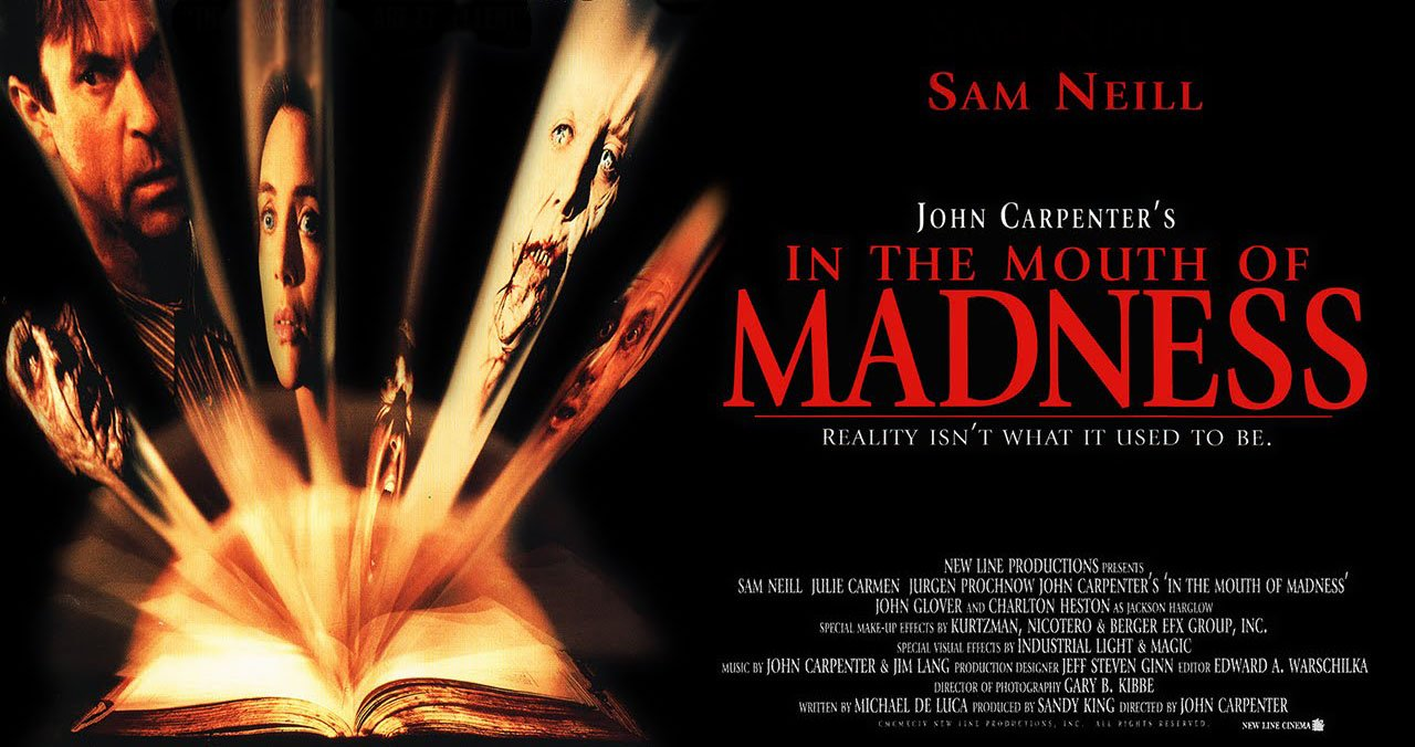 John Carpenter's «In The Mouth Of Madness» (1994): Το Τέλος Της λογικής