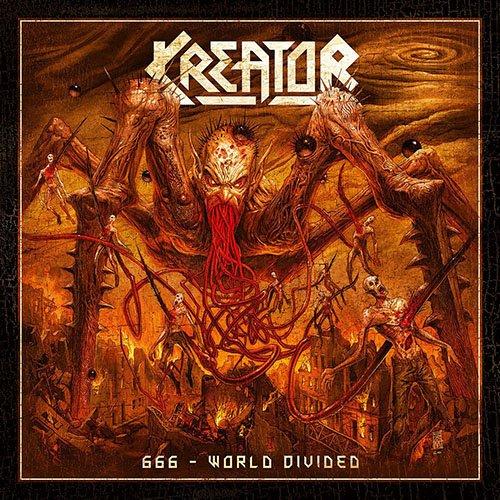 Kreator / Lamb Of God – 666 World Divided / Checkmate (Split)