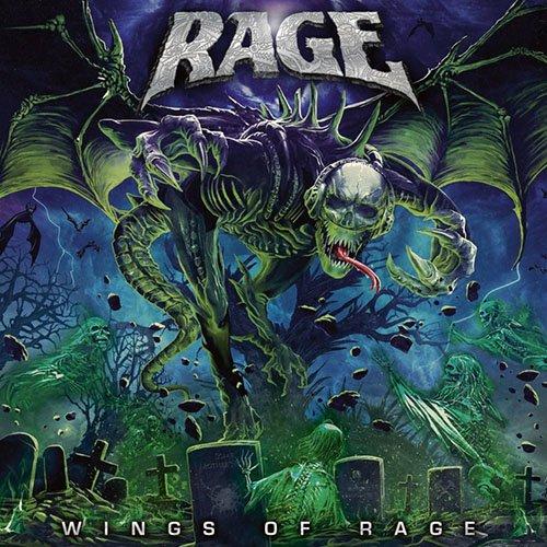 Rage – Wings Of Rage