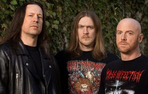 DYING FETUS Share Brutal Mini Documentary!