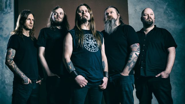 "ENSLAVED Release Official Video For New Single ""Homebound""."