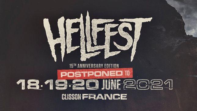 Ακυρώθηκε το HELLFEST 2020 λόγω κορωνοϊού!