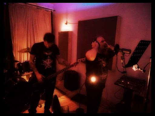 """YΟΤΗ IRIA:  """"Visions of the Dead Lovers"""" ROTTING CHRIST Cover Official Lyric Video!"""