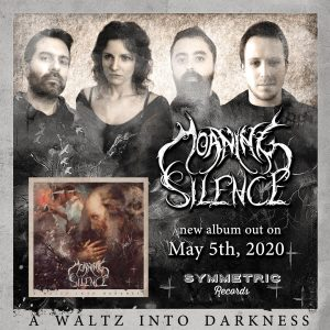 "MOANING SILENCE: Επίσημο βίντεο για το τραγούδι τους ""I Am The Sorrow""."