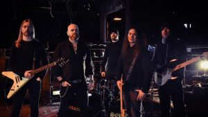 """SORCERER launches video for new single, """"Dance With The Devil""""."""