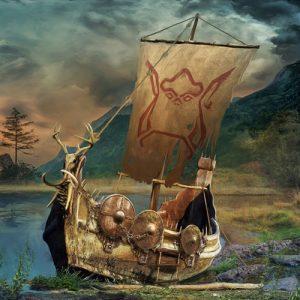 Blodiga Skald – The Undrunken Curse