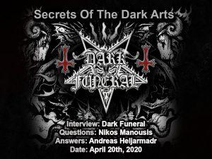 Dark Funeral – Secrets Of The Dark Arts