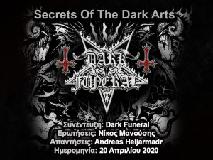 Dark Funeral – Secrets Of The Dark Arts