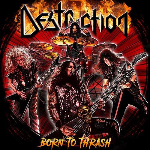 Destruction – Born To Thrash (Live In Germany)