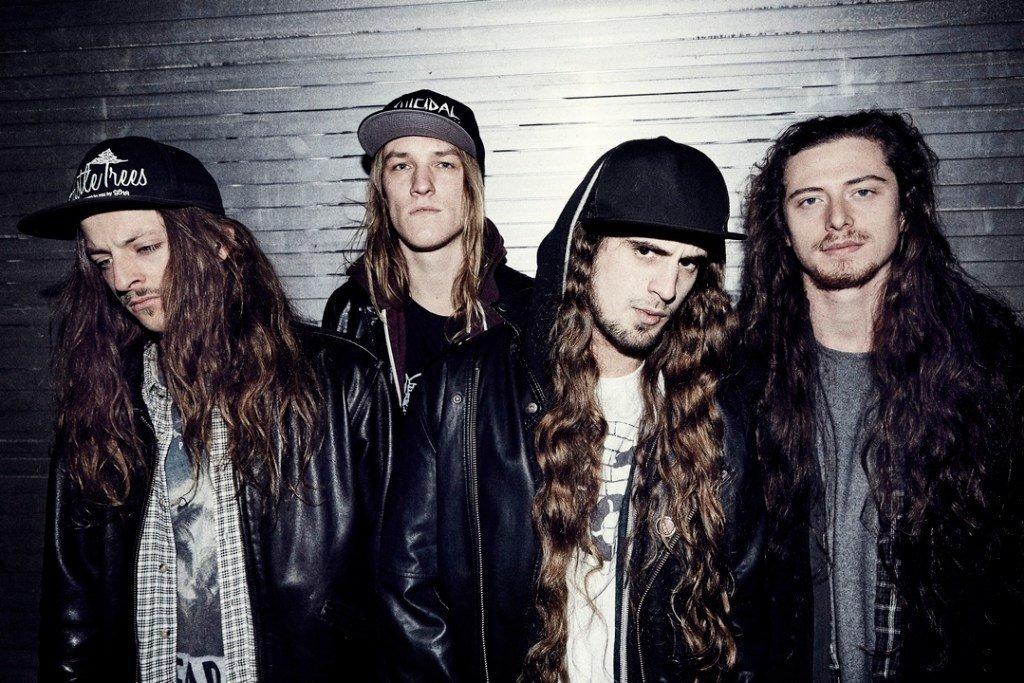 Νέο βίντεο από τους Thrashers DUST BOLT για το τραγούδι τους «Exit».