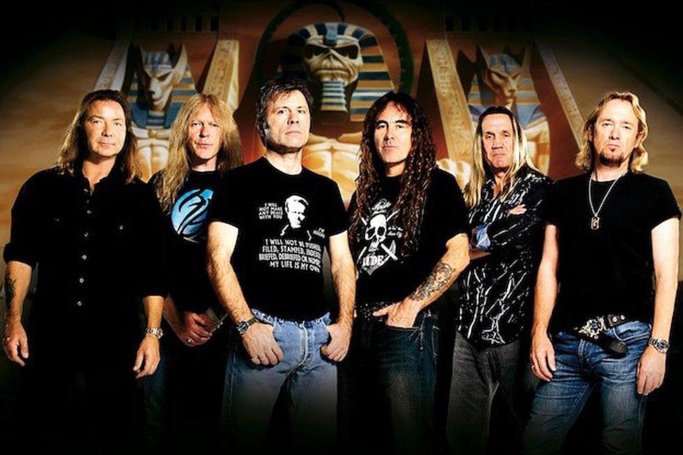 Οι IRON MAIDEN ανακοίνωσαν ότι τον Ιούνιο θα κυκλοφορήσουν οι remastered επανεκδόσεις των «Live After Death» and «Rock In Rio».