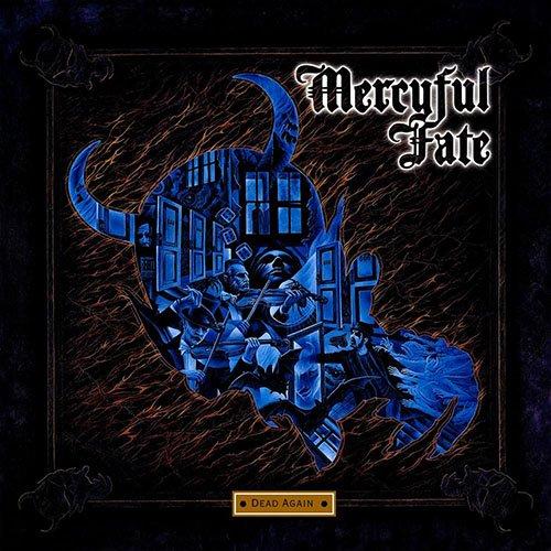 Mercyful Fate – Dead Again (Pre-listening)